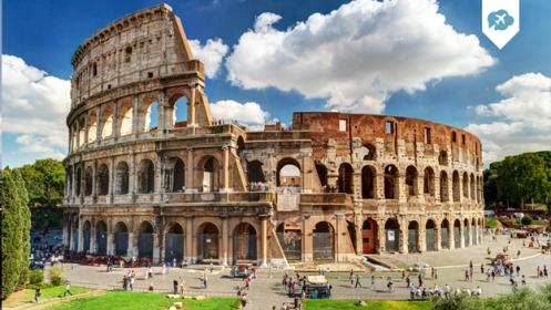 Escapada de 4 días + vuelo a Roma