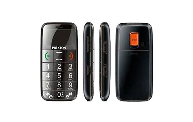 Teléfono senior libre por solo 29,90 €