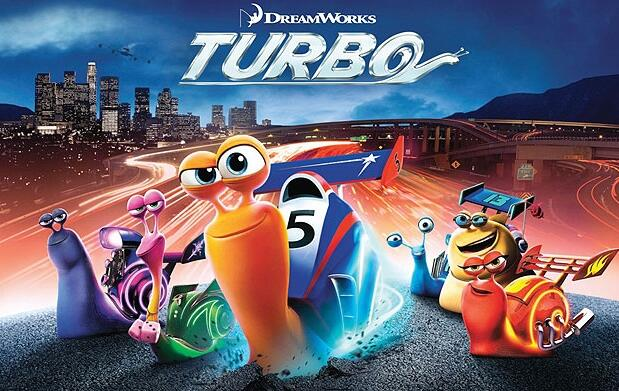 Turbo en los cines ABC El Saler