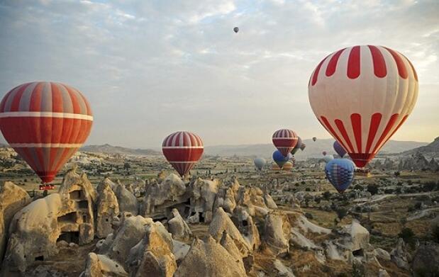 Bellezas de Turquía (incluye visitas)