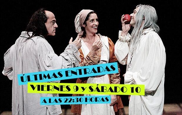 Sueña Casanova en el Teatro Romano