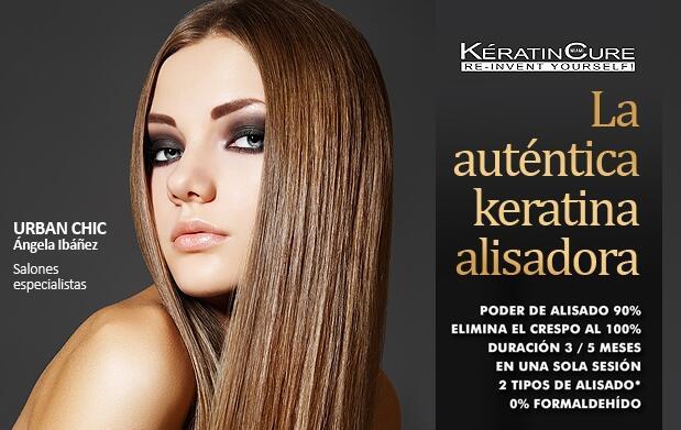 Tratamiento keratina + peinado + acabado