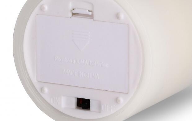 Velas LED con control remoto por 17€