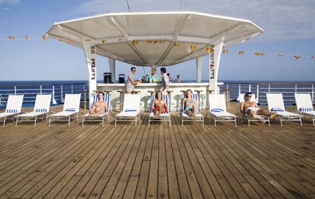Crucero de 5 días por el Mediterraneo