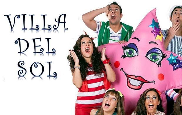 Canta y juega en el musical Villa del Sol