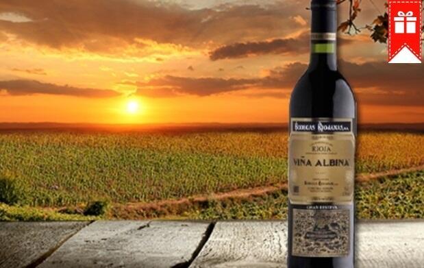 6 botellas Viña Albina Gran Reserva 2005