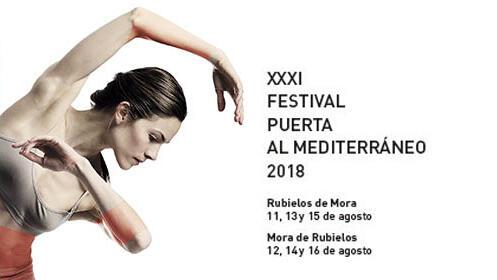 Disfruta el Festival Puerta al Mediterráneo