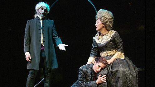 Entradas para '1789 En un universo paralelo' en el Teatro Rialto