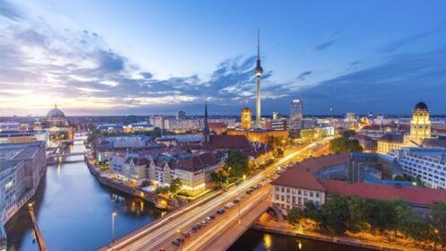 Berlín con alojamiento y desayuno