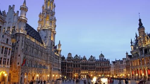 6 días en Amsterdam y Bruselas con vuelos y hotel