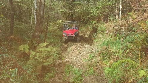 Escapada a Asturias para 2 o 4 con ruta en buggy 4x4