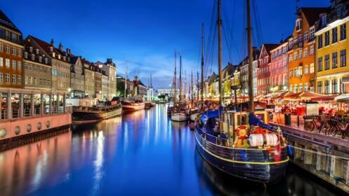 CityBreak en Copenhague de 4 días con hoteles y vuelos incluidos
