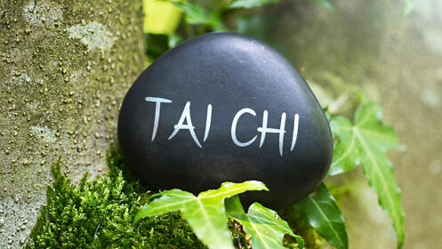 Curso online de TAI CHI