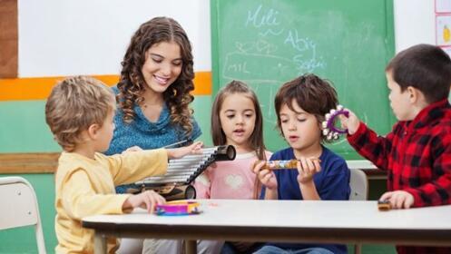 Curso online de didáctica de la música en Educación Infantil