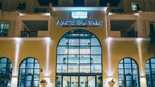 Vacaciones en el Algarve 4 noches en Hotel Grand Muthu Forte Do Vale 5*