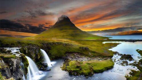 Viaje a Islandia - El país de las auroras boreales y las aguas termales