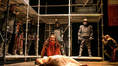 Entradas para 'OTELO' de Clásicos Contemporáneos en el Teatro Romano de Sagunto (viernes 31)