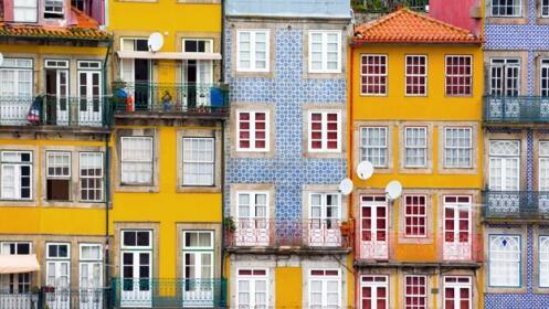Oporto - 2 o 3 noches + crucero por el Duero + spa + actividades