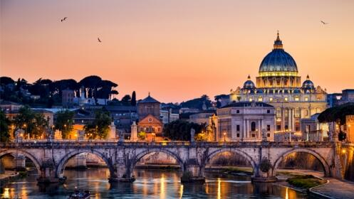 6 días en Roma con vuelos directos