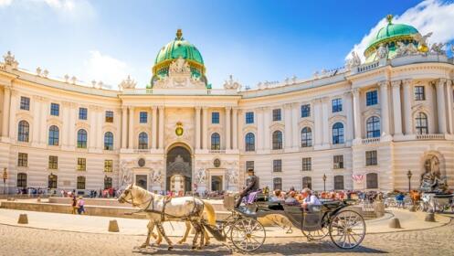 6 días en Praga y Viena - Con vuelos y hoteles