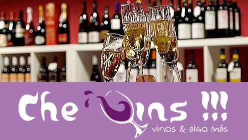 Cata horizontal de 3 vinos y 3 tapas para dos personas