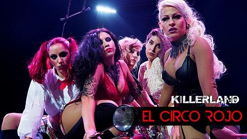 Entradas para El Circo Rojo en Valencia (sábado 18 y domingo 19)