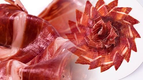 Concurso de cortadores de jamón ibérico