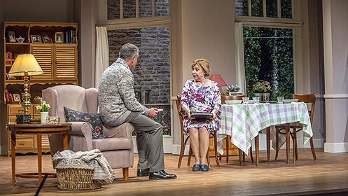 Entradas para 'Conversaciones con mamá' en el Teatro Flumen