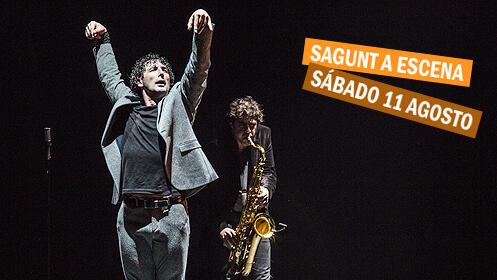 Entradas para 'Claroscuro' de Ángel Muñoz en el Teatro Romano