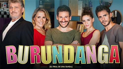 Entradas para ver 'Burundanga' en el Teatro Olympia