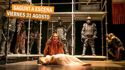 Entradas para ver 'Otelo' en el Teatro Romano (viernes 31)