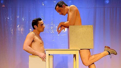 'Othelo' en el Teatro Rialto