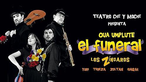 Entradas para ver la obra 'El funeral' en el teatro Flumen