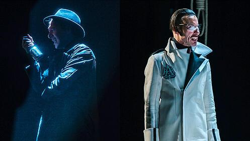 Entradas para ver 'Crimen y telón' en el Teatro Olympia