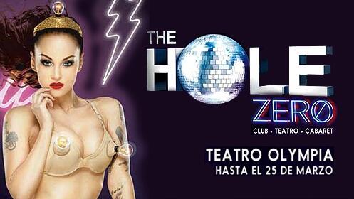 Entradas para ver The Hole Zero en el Teatro Olympia