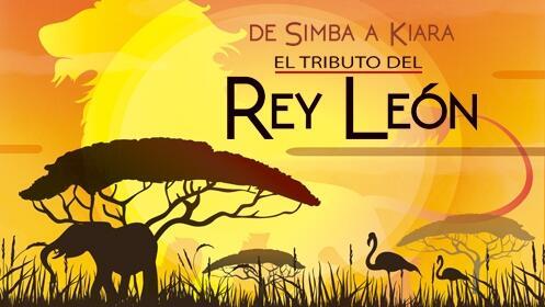 El Tributo del Rey León en el Auditorio de Sagunto