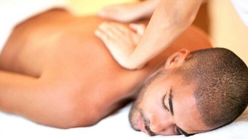 Masaje fisioterapéutico y aparatología