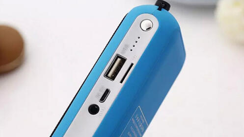 Altavoz Bluetooth 4 en 1