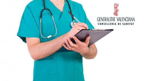 Oposición - Auxiliar enfermería Valencia 2019