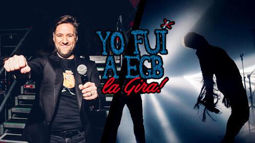 Entradas para el festival YO FUI A EGB en Valencia