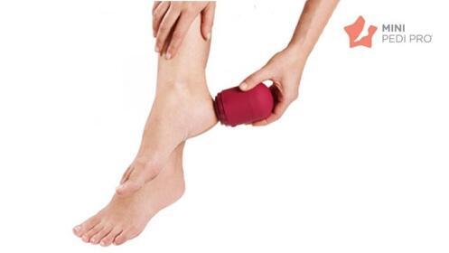 Mini Pedi Pro - Aparato limador para pies