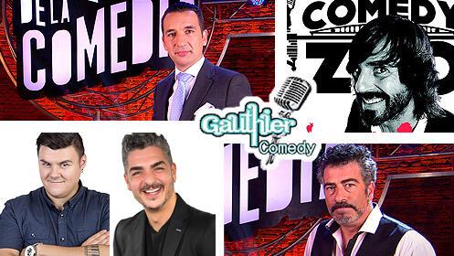 Los monólogos de la Terraza Gauthier Comedy en Canet dEn Berenguer