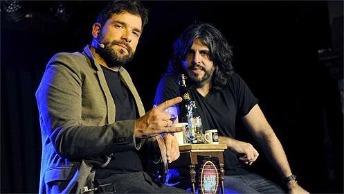 Monólogos y locuras, con JJ Vaquero y Nacho García en el Talía