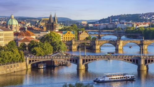 6 días: Escapada Praga-Budapest