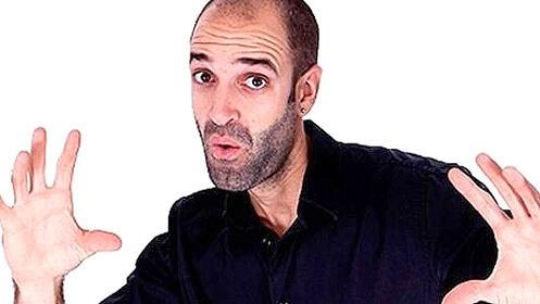 Piter Pardo en la Terraza Gauthier Comedy de Canet