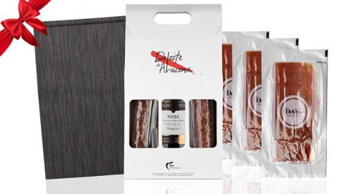 Cesta Velada Ibérica Premium