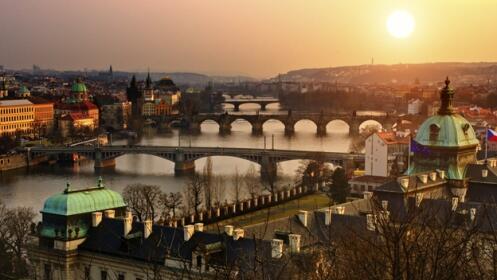 Praga – 3 días y 2 noches + vuelo directo
