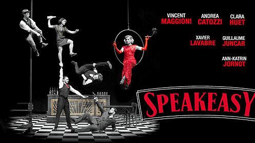 Entradas para 'Speakeasy' en el Teatro Principal con -50%