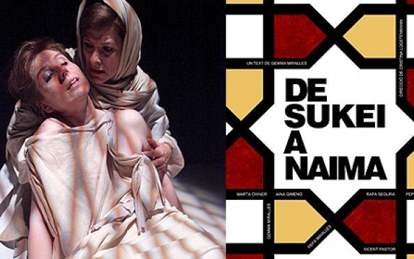 'De Sukei a Naima' en el Teatro Rialto de Valencia