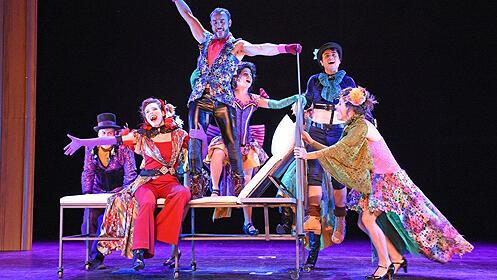 Entradas para el musical 'Tic-Tac' en el Teatro Principal